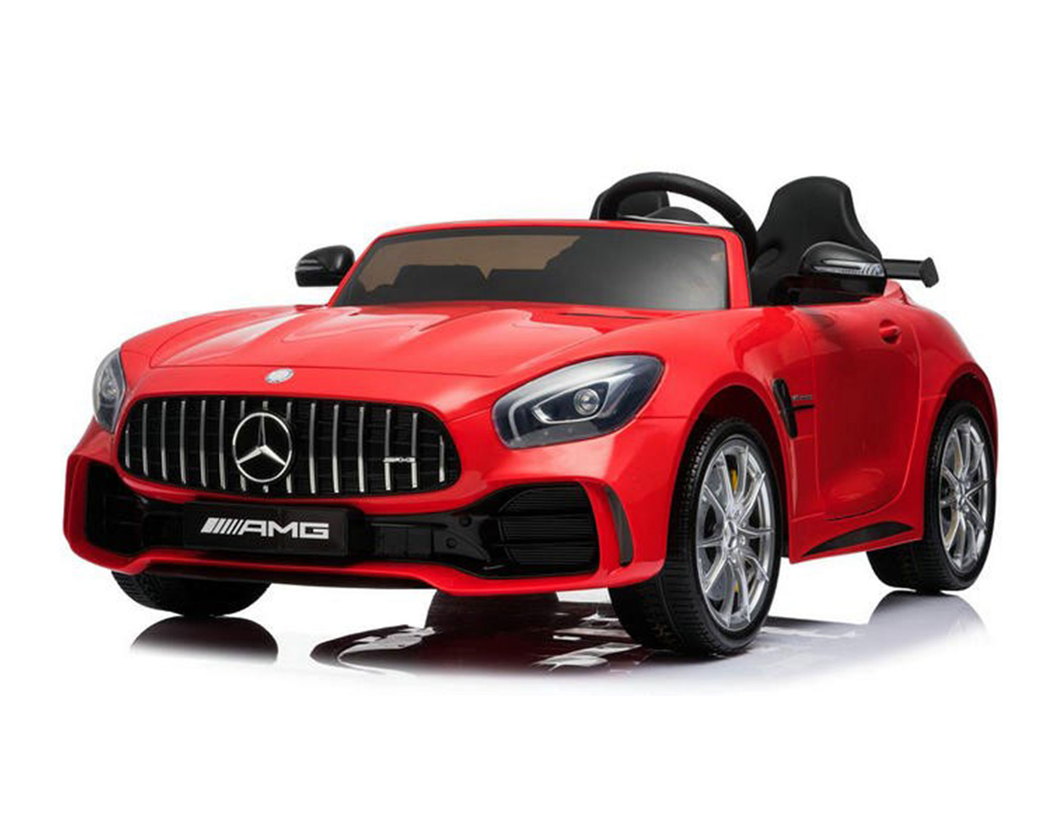Mercedes Two Seater GTR Licensed Ride On Electric Toy Car