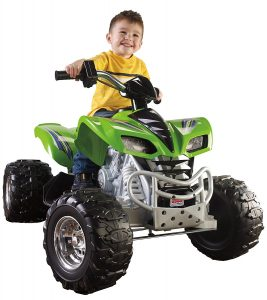 Power Wheels Kawasaki KFX by Fisher-Price
