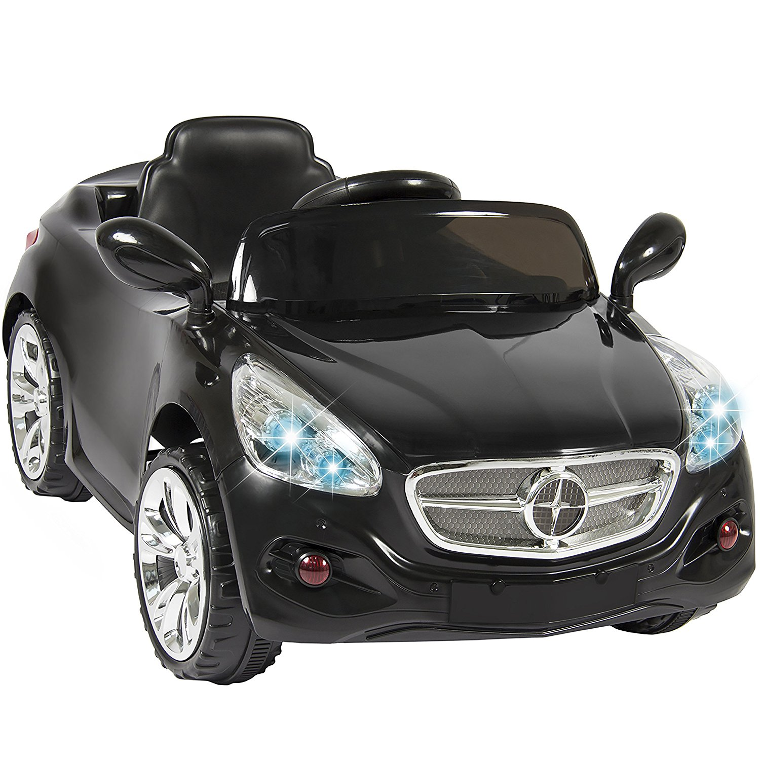 Electric Ride On Car With Radio Mp3 By Best Choice